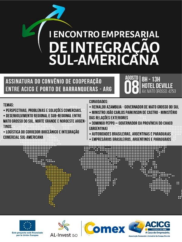 Encontro Empresarial de Integração Sul-Americana