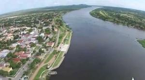 Rio Paraguai porto murtinho