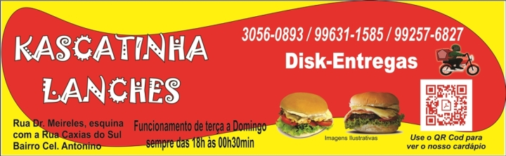 Kascatinha lanches