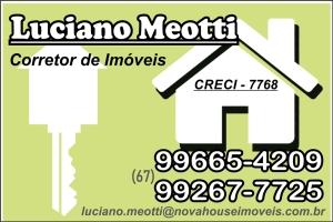 Luciano Meotti corretor imoveis
