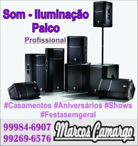 Marcos Camargo Som