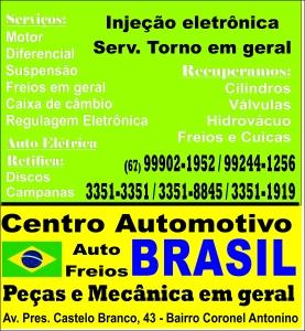 Centro Automotivo Brasil 2