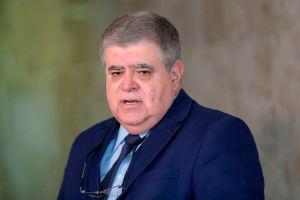 Entrevista com o ministro da Secretaria de Governo, Carlos Marun.