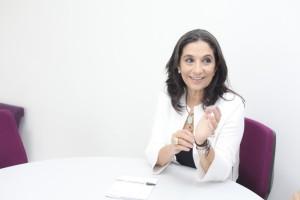 Subsecretária de Políticas para a Mulher Carla Stephanini