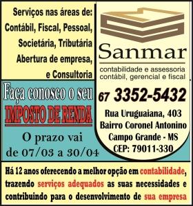 Sanmar contabilidade