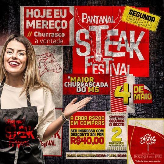 2ª Edição Pantanal Steak Festival